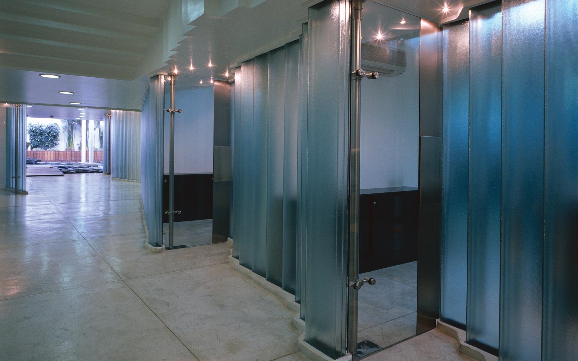 Interior design, office reform u-glass sales access