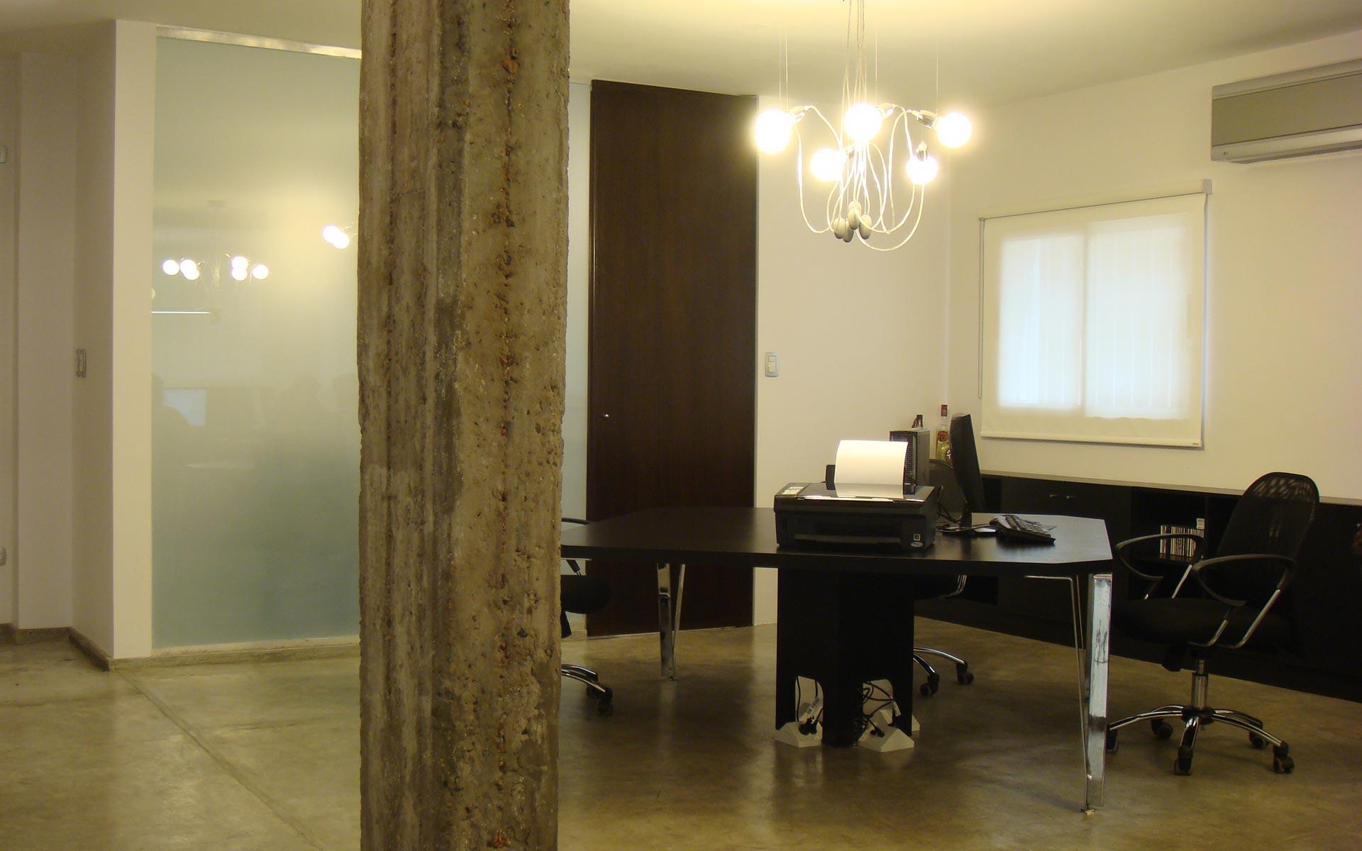 diseño interior, reforma oficina, sala general
