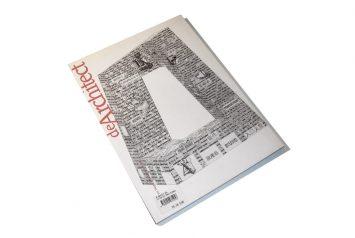 Tapa de revista de arquitectura deArchitect de 2003 en el que aparece publicado el estudio de arquitectura NOA