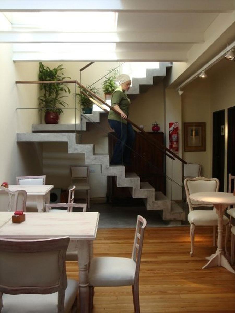 Reforma ph bar dba najmias oficina de arquitectura for Cocina separada por un techo de vidrio