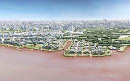 Projeto Vista Aerea Parque Salguero, novo modelo de cidade que capacita o cidadão